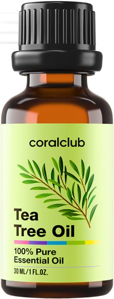 coral club tea tree oil)